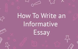 How to properly compose an essay